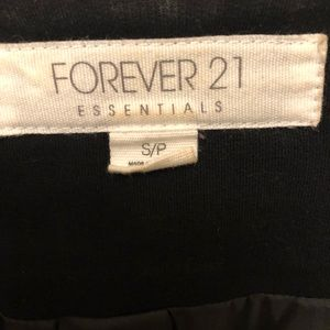 Forever 21 Jackets & Coats - Forever 21 black blazer